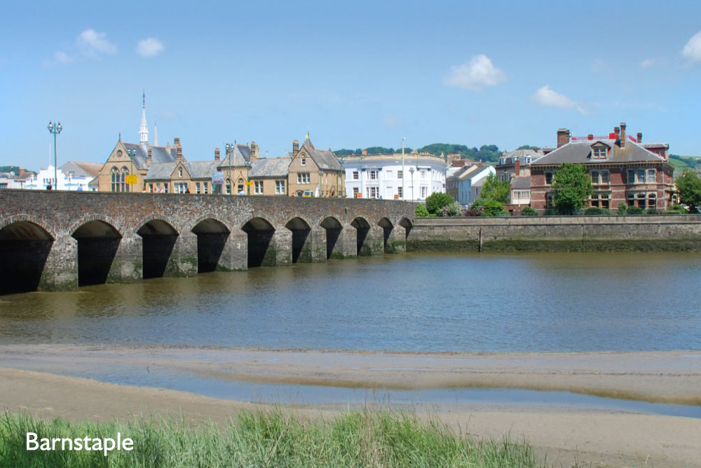Barnstaple North Devon