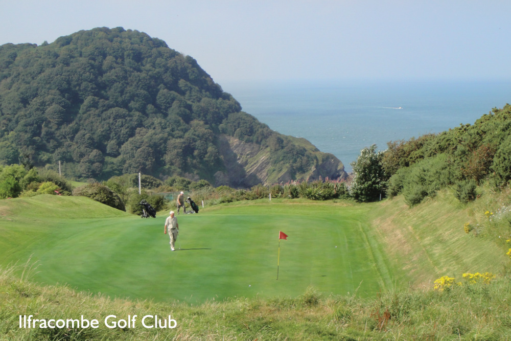 Ilfracombe Gold Club